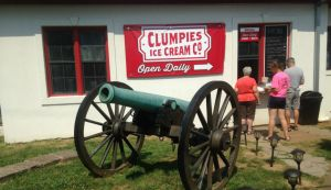 Clumpie's Ice Cream, Lookout Mountain, TN
