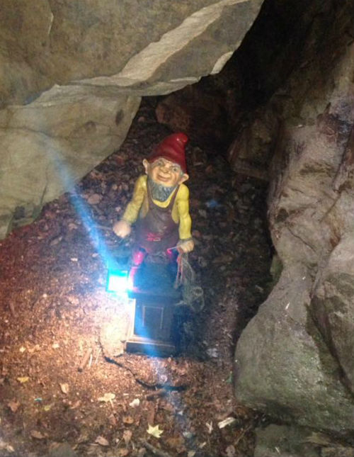 Rock City Gnome