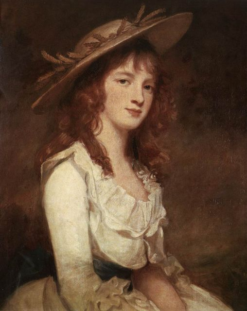 Miss Constable, 1787