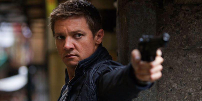 Jeremy Renner Bourne Ultimatum